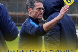 Interview mit Trainer Joachim Ruddies