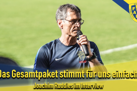 Interview mit Joachim Ruddies